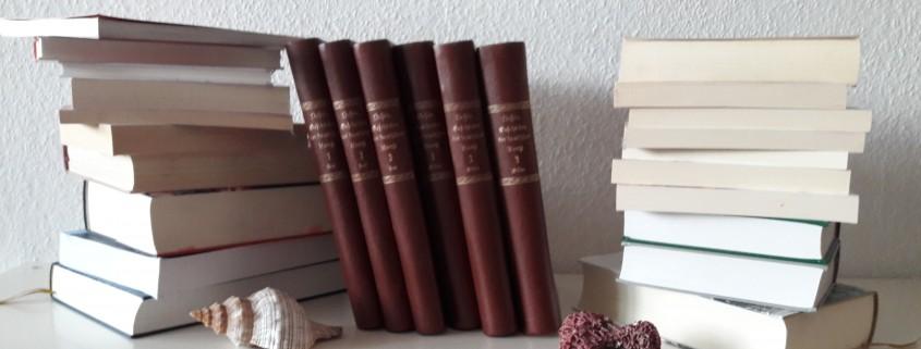 Online-Handel mit Büchern